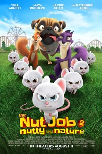 Download The Nut Job 2: Nutty by Nature (2017) Dual Audio 480p 720p