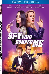 Download The Spy Who Dumped Me (2018) Dual Audio 480p 720p BluRay