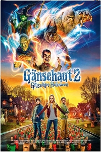 Download Goosebumps 2: Haunted Halloween (2018) Dual Audio 480p | 720p | 1080p