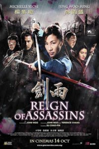 Download Reign of Assassins (2010) Dual Audio 480p 450MB | 720p 1GB BluRay