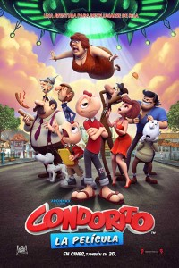 Condorito The Movie Download in Hindi