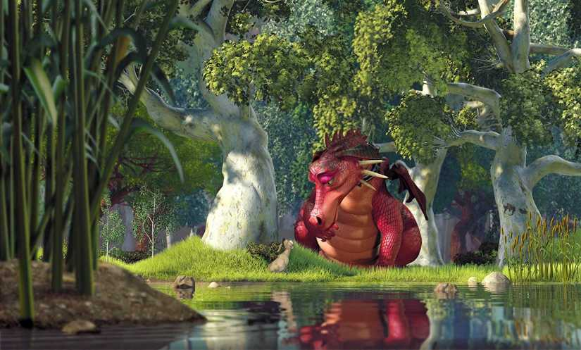 Shrek (2001) Full Movie Download in Dual Audio