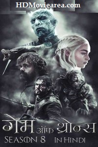 Game of Thrones Season 8 in Hindi Dubbed