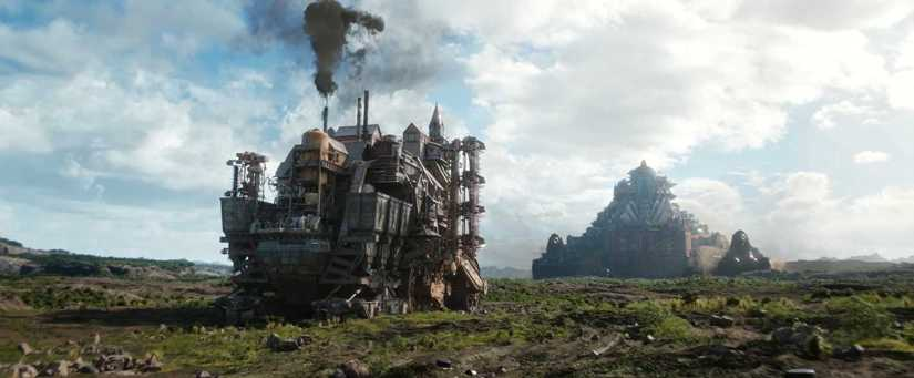 Download Mortal Engines Full Movie Hindi dubbed