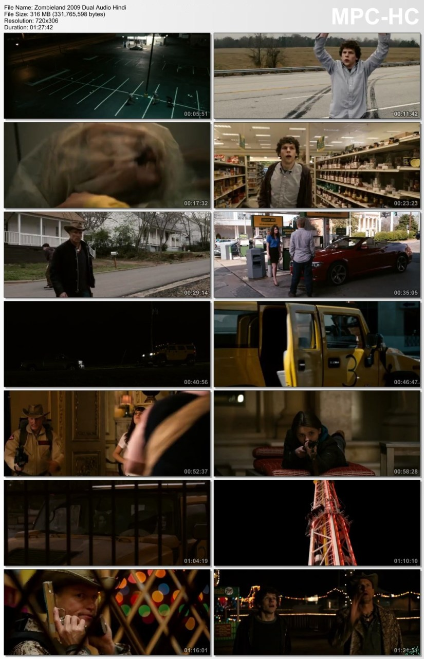 Zombieland Full Movie Download