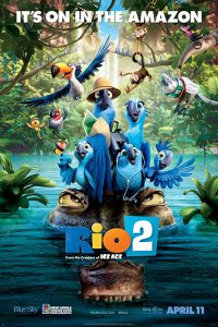 Download Rio 2 Full Movie Hindi 720p