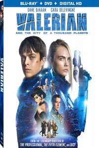 Download Valerian and the City of a Thousand Planets Full Movie Hindi 720p