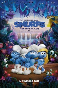 Download Smurfs The Lost Village Full Movie Hindi 720p