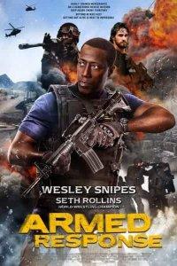 Download Armed Response Full Movie Hindi 720p