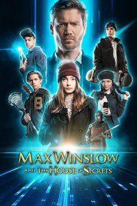 Download Max Winslow and the House of Secrets Full Movie Hindi 720p