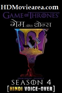 Game Of Thrones Season 4 (All Episode 1-10 Added) Hindi [Voice Over] 480p 720p 1080p