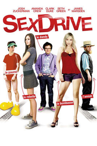 (18+) Sex Drive (2008) Full Movie Download English 720p BluRay