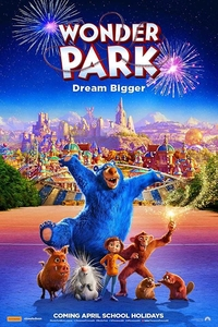 Wonder Park (2019) Full Movie Download Multi Audio ORG 720p 1GB
