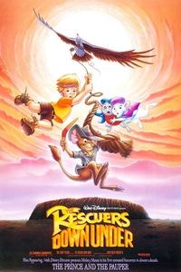 The Rescuers Down Under (1990) Full Movie Download (Hindi-English) 720p BluRay ESubs