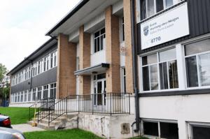 Édifice PIerre-Lauzon, école Harfand-des-Neiges