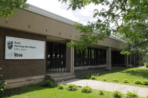 Édifice Gouin, école primaire Harfand-des-Neiges (maternelle)