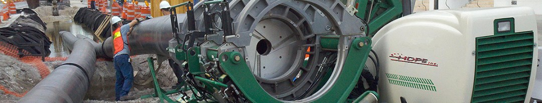 HDPE Fusion Equipment