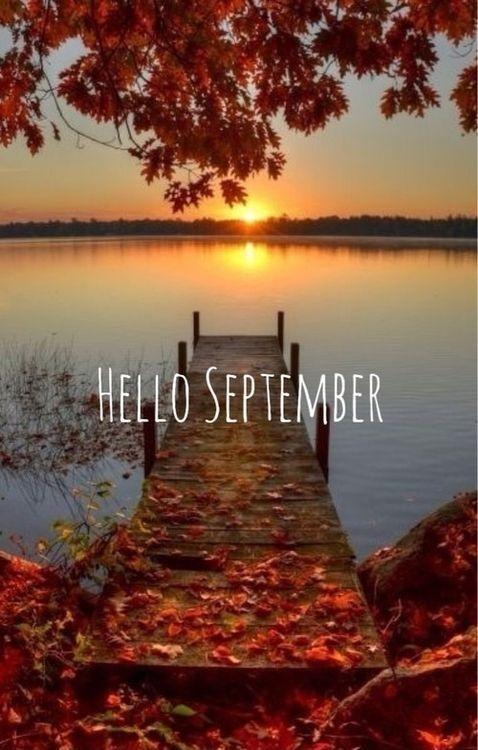 Hello September Quotes And Sayings Tumblr Pinterest