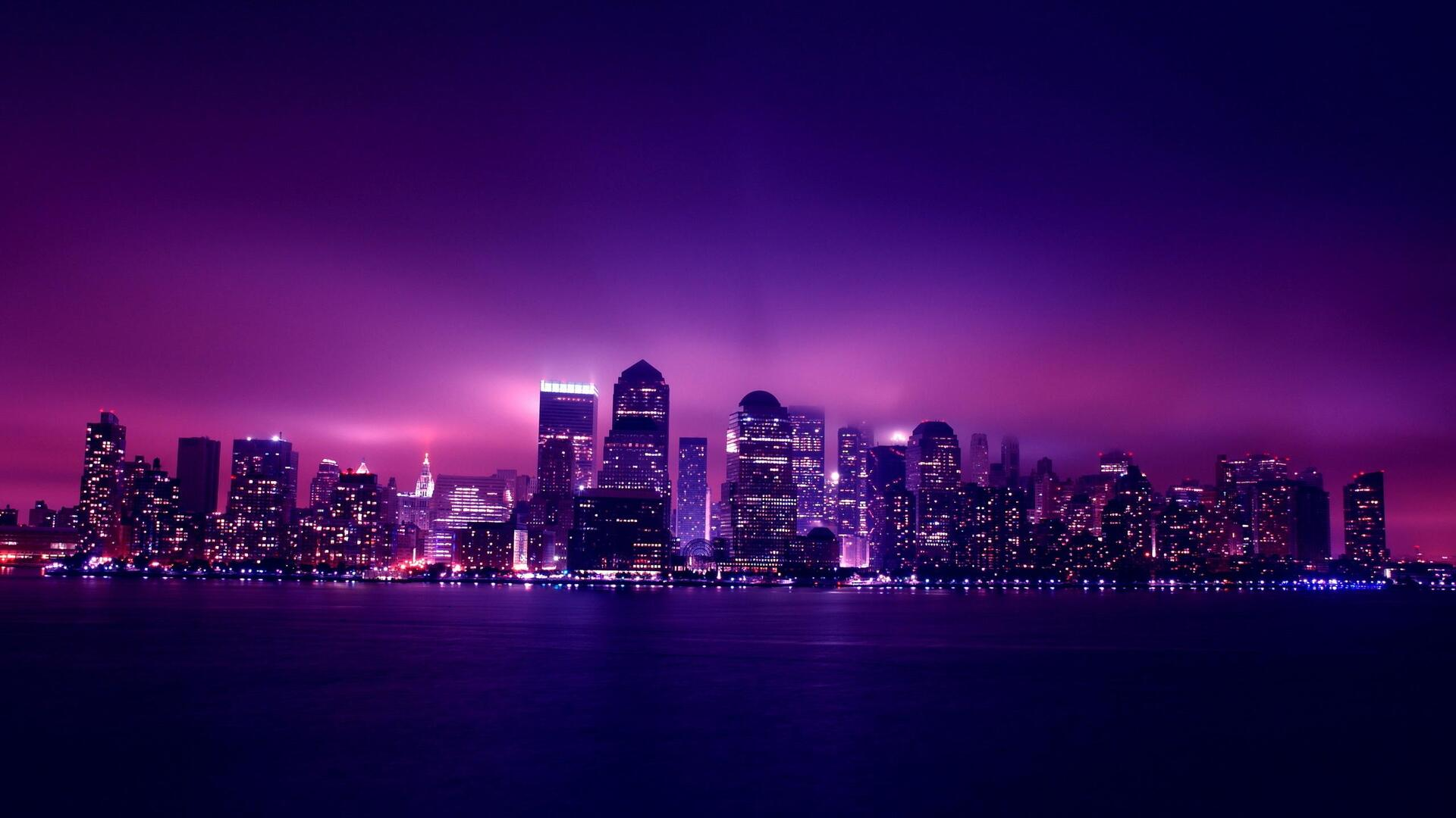 Download vibe aesthetic wallpaper 4k and enjoy it on your iphone, ipad, and ipod touch. 1920x1080 Aesthetic City Night Lights Laptop Full HD 1080P ...