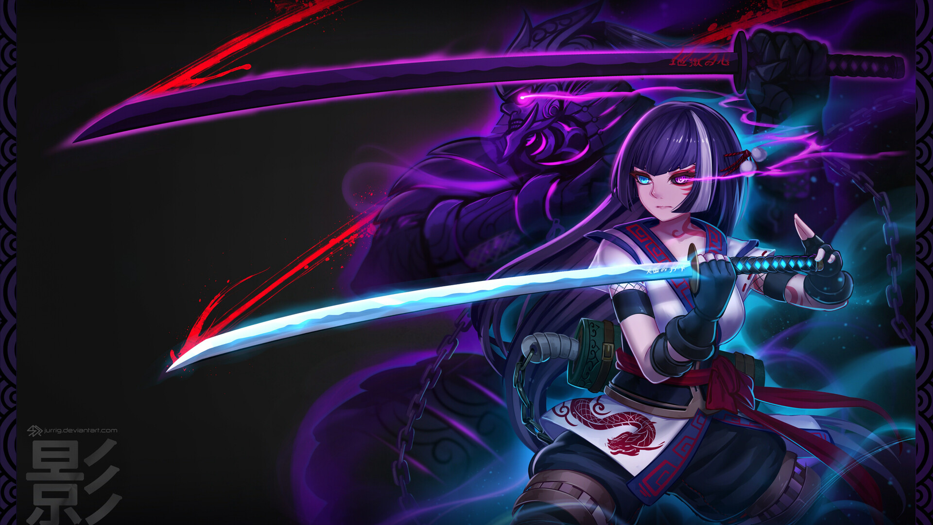 We hope you enjoy our variety and growing collection of hd images to use as a. 1920x1080 Anime Warrior Girl Laptop Full HD 1080P HD 4k ...