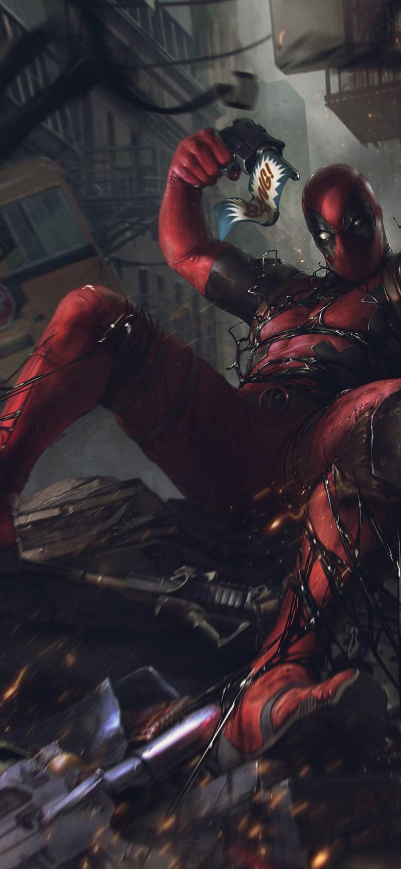 Deadpool Wallpaper 4k Best Hd Wallpaper