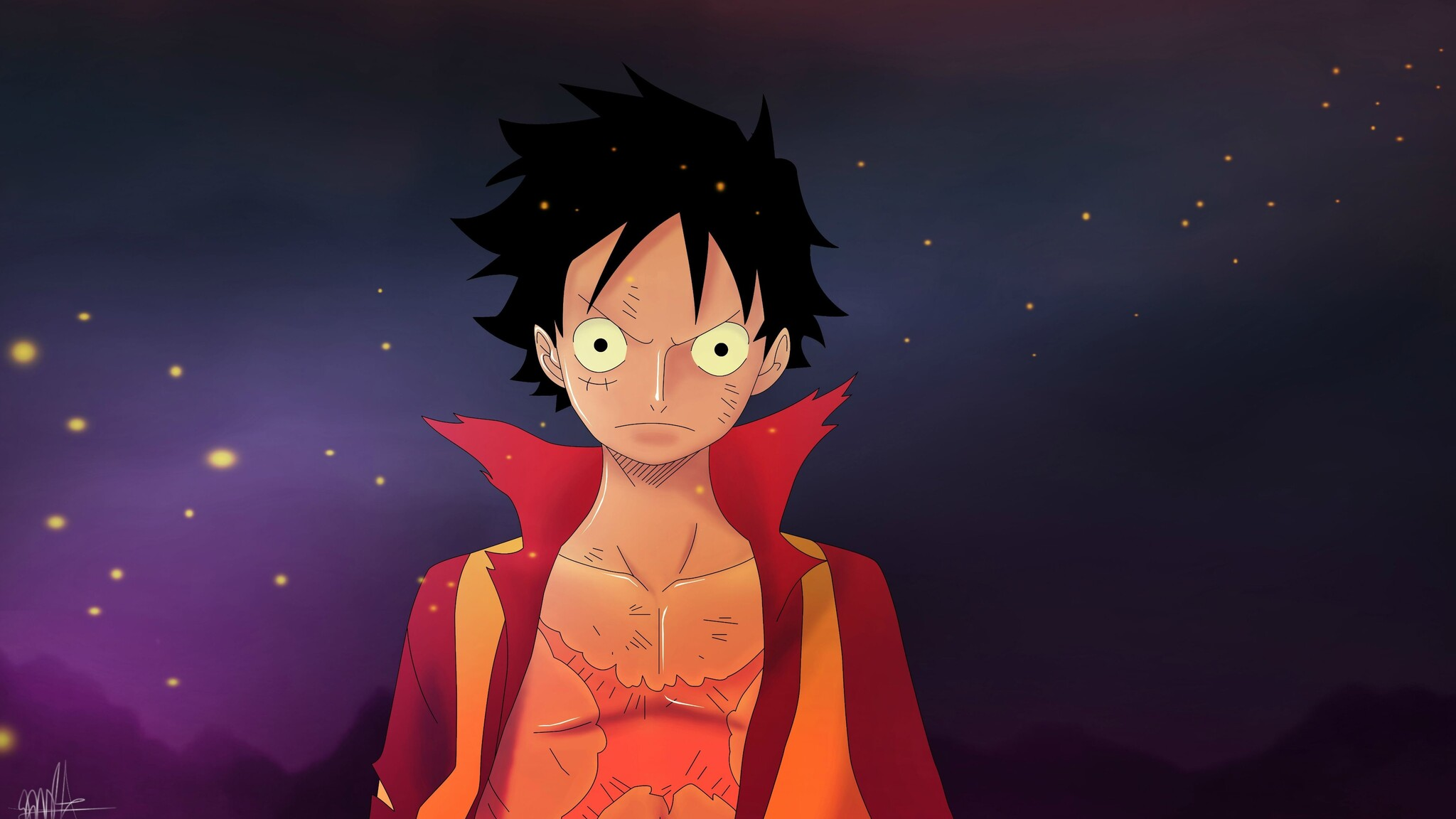 Make your device cooler and more beautiful. 2048x1152 Monkey D Luffy One Piece 4k 2048x1152 Resolution ...