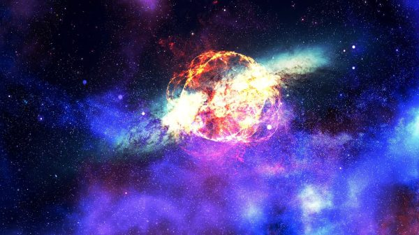 1920x1080 Nebula Galaxy Outer Space Laptop Full HD 1080P ...