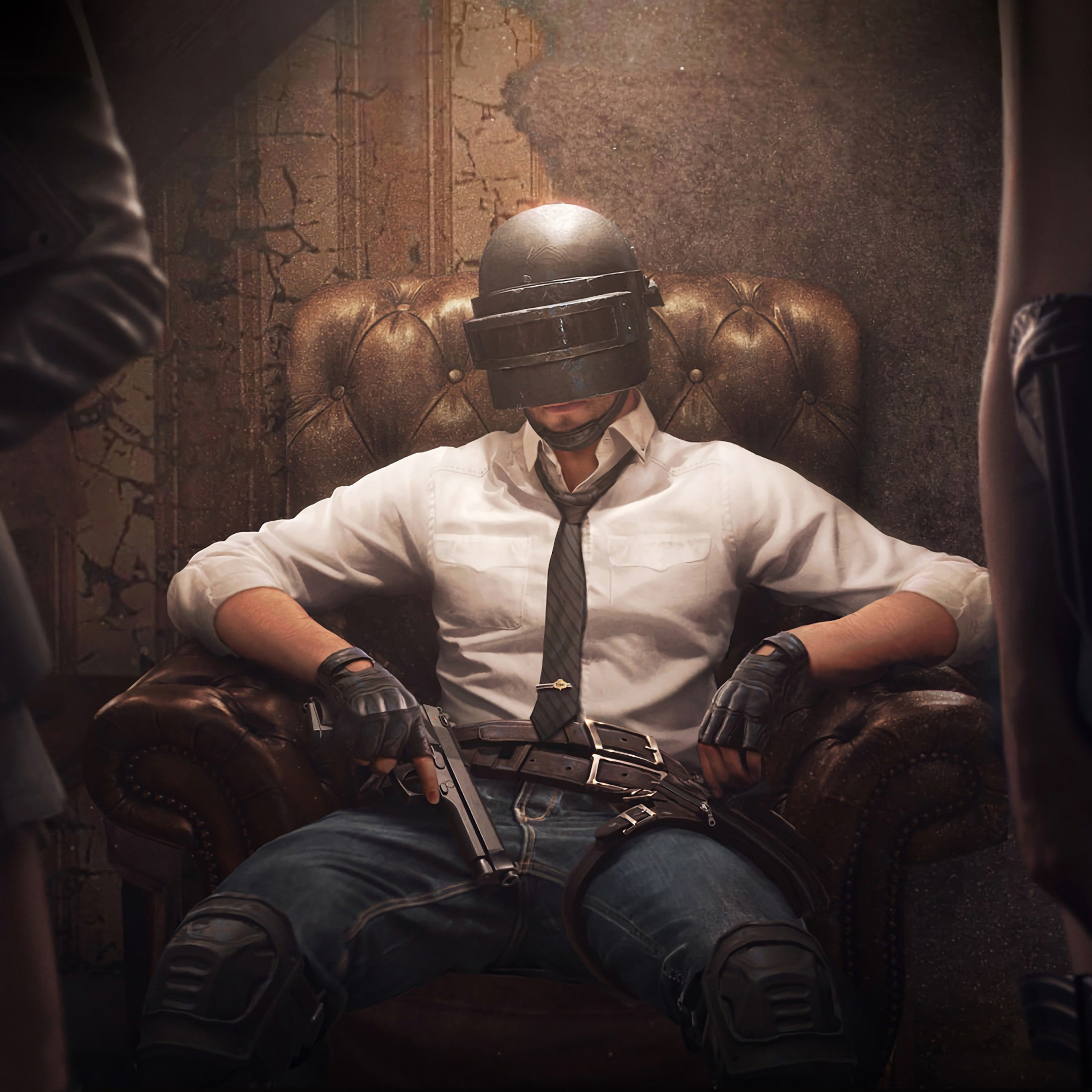 2932x2932 Pubg Android Game 4k Ipad Pro Retina Display HD 4k Wallpapers Images Backgrounds