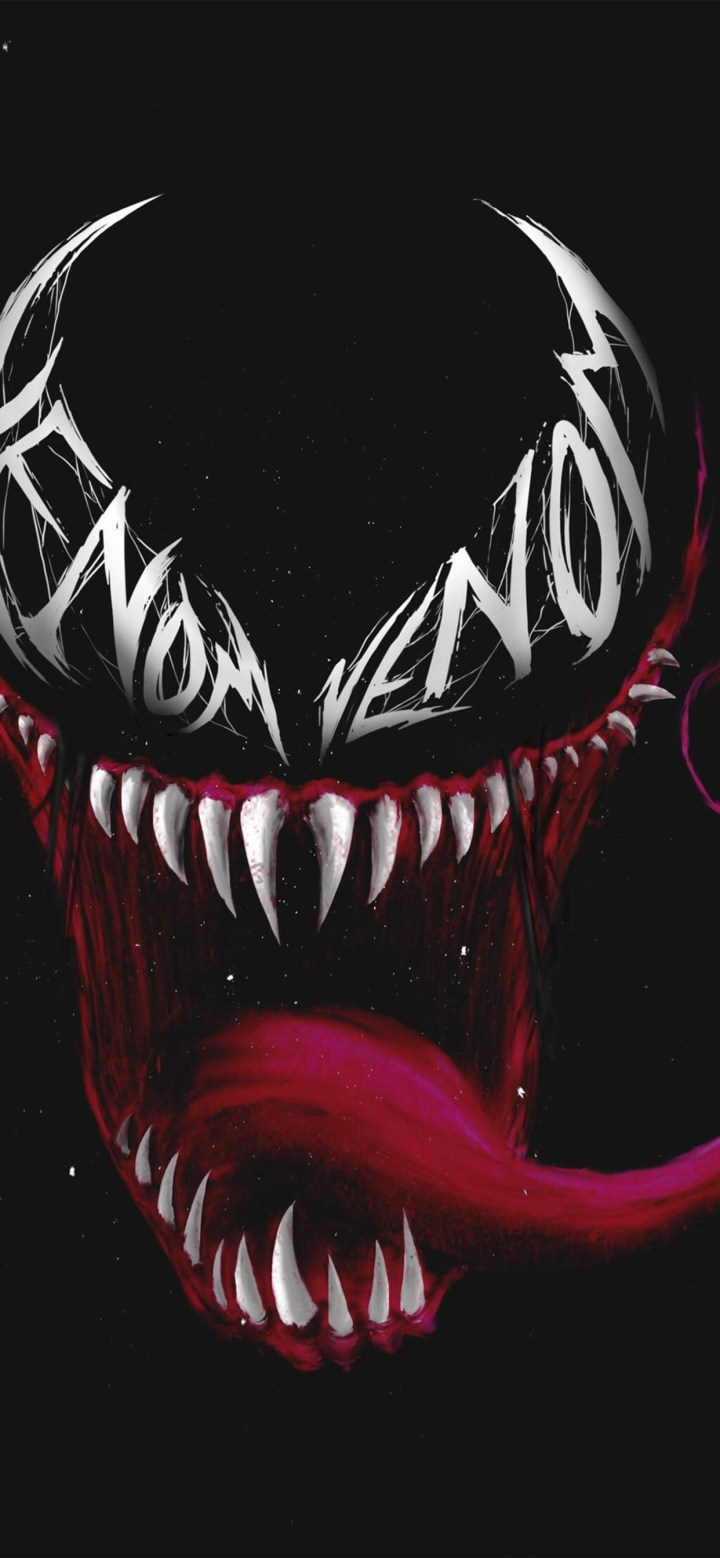 Venom Wallpaper For Iphone Xs Max Free Download Wallpaper
