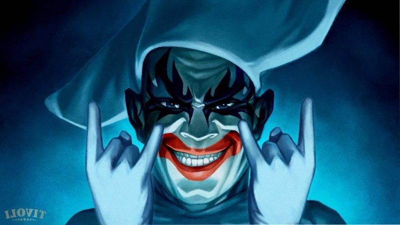 Joker Full Hd Pictures Wallpapersimagesorg