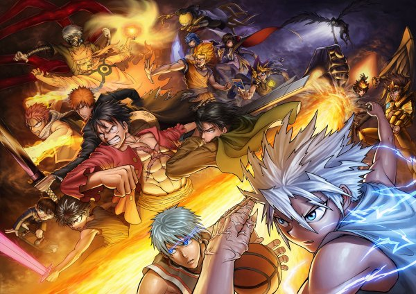 Atemu Bleach Crossover Dragonball Naruto, HD Anime, 4k ...
