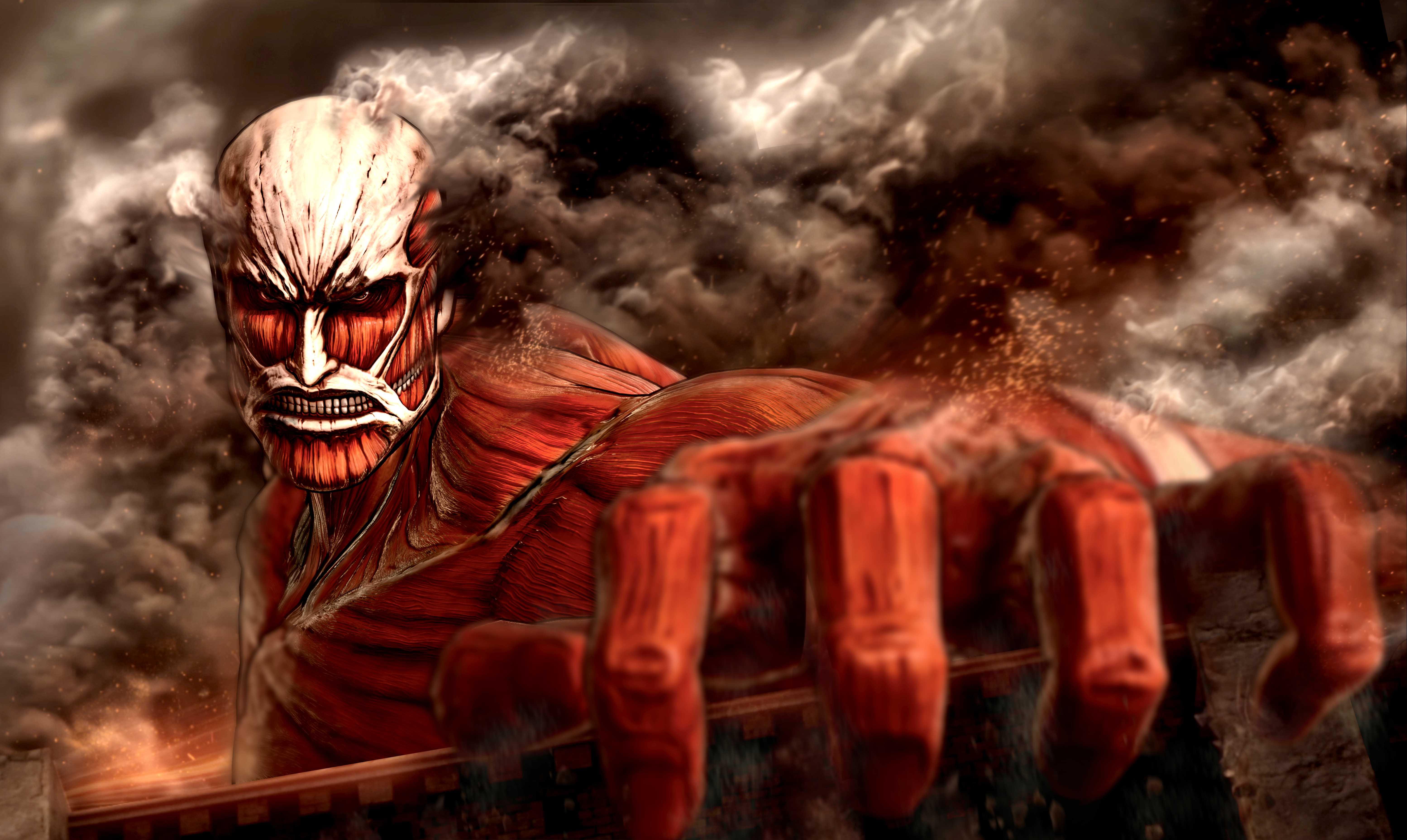 Attack on titan shingeki no kyojin 4k 8k hd wallpaper. Attack On Titan, HD Anime, 4k Wallpapers, Images ...