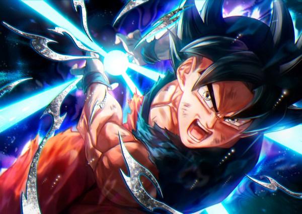 Goku In Dragon Ball Super Anime 4k, HD Anime, 4k ...