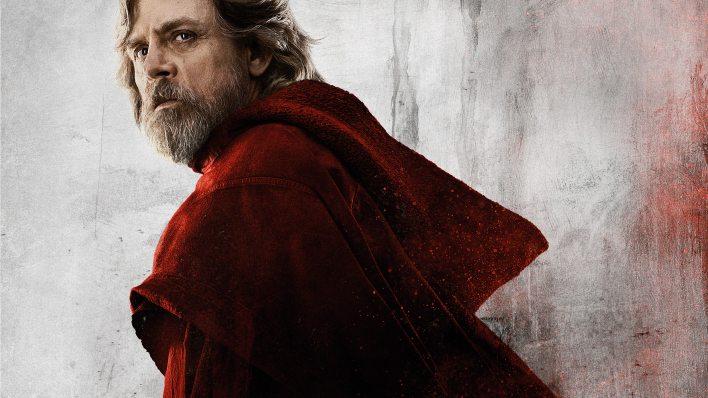 Risultato immagine per star wars the last jedi luke skywalker