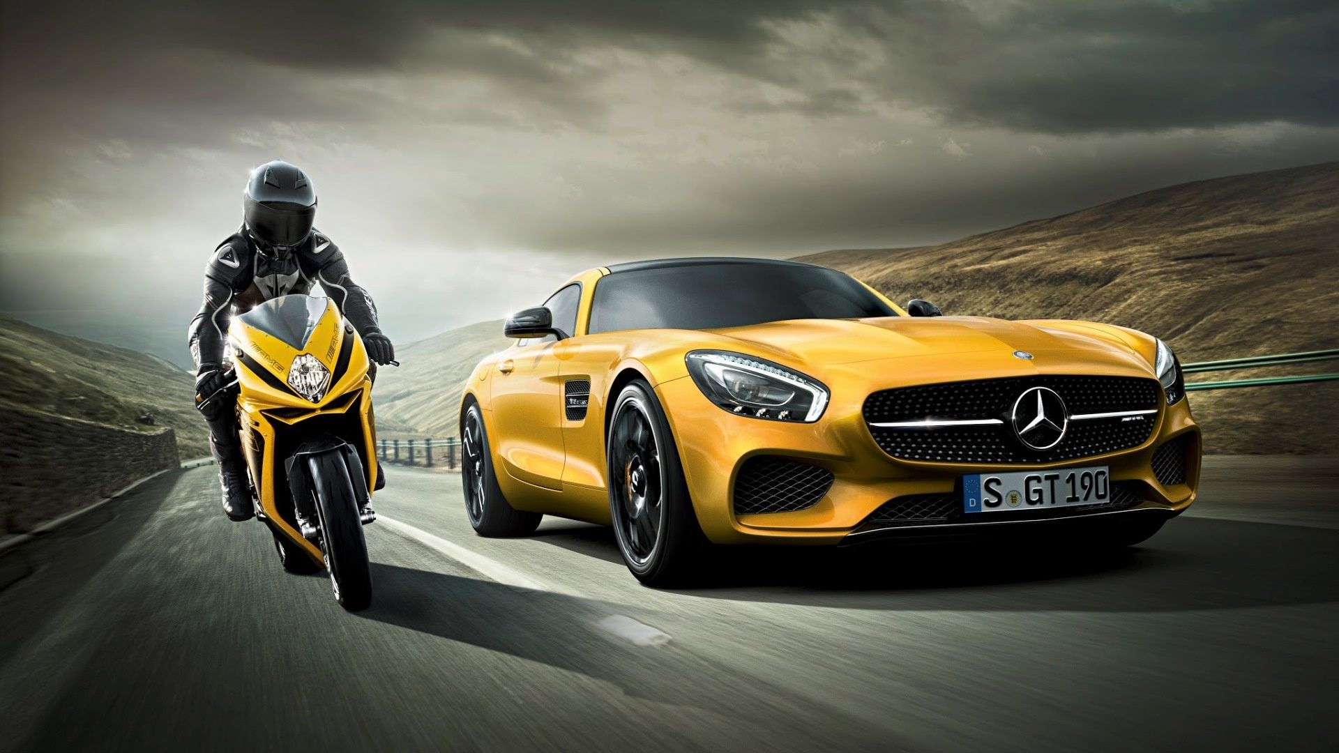 Vs Motorcycle Motorbike