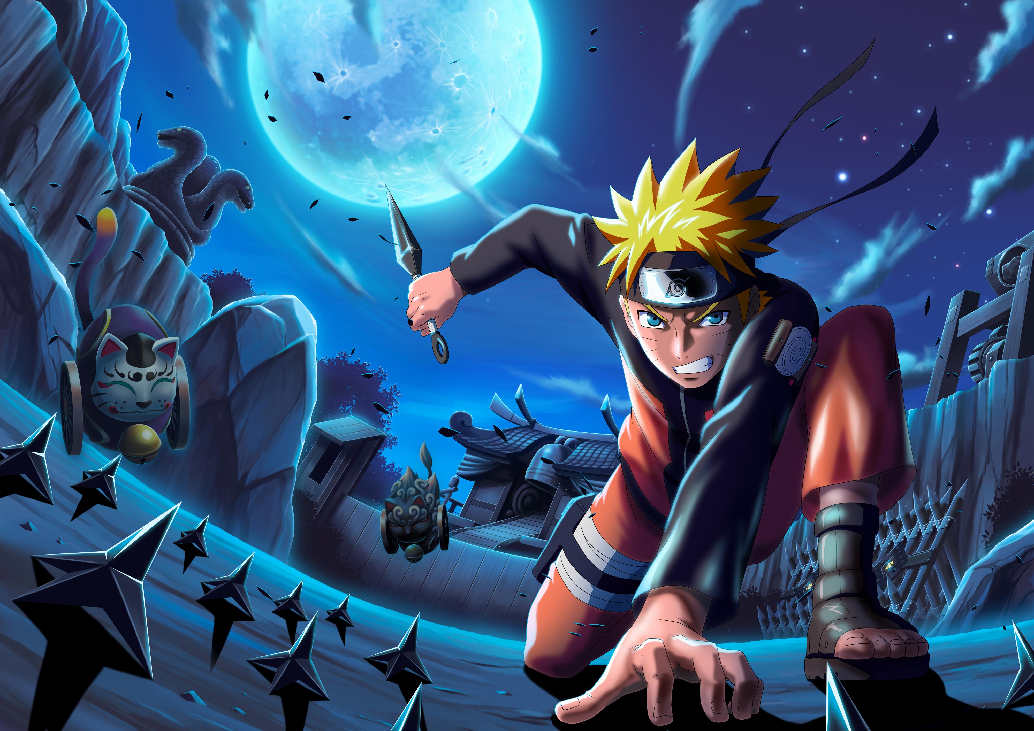 3840x2160 anime wallpapers for 4k devices. Naruto X Boruto Ninja Voltage, HD Games, 4k Wallpapers ...