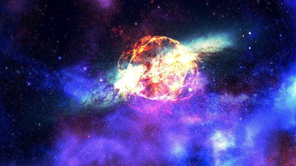 2048x1152 Nebula Galaxy Outer Space 2048x1152 Resolution ...
