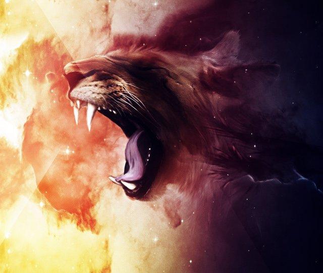 Roaring Lion Apple Iphoneipod Touchgalaxy Ace