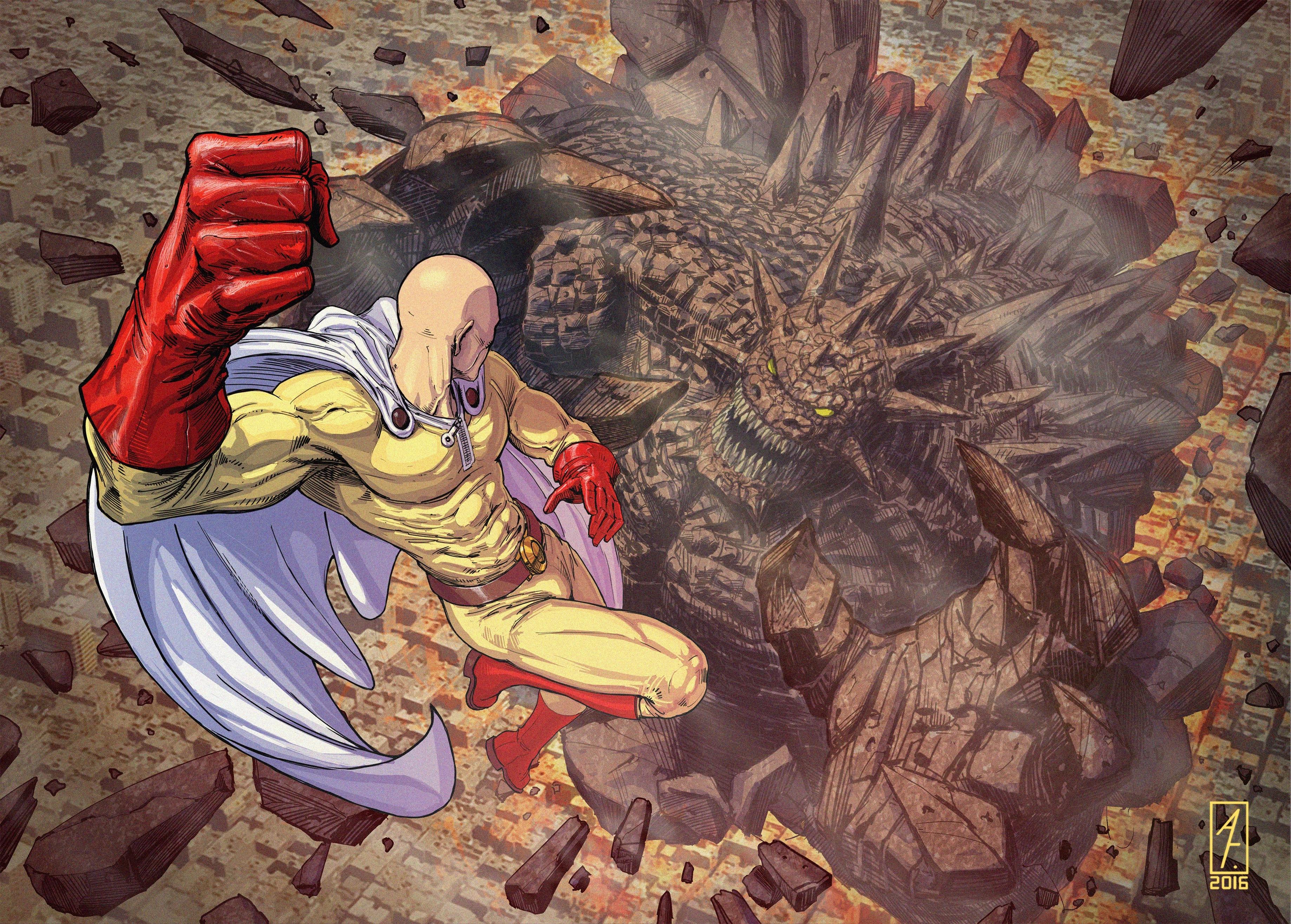 Zerochan anime image gallery for saitama (one punch man), mobile wallpaper. Saitama One Punch Man 4k, HD Anime, 4k Wallpapers, Images ...