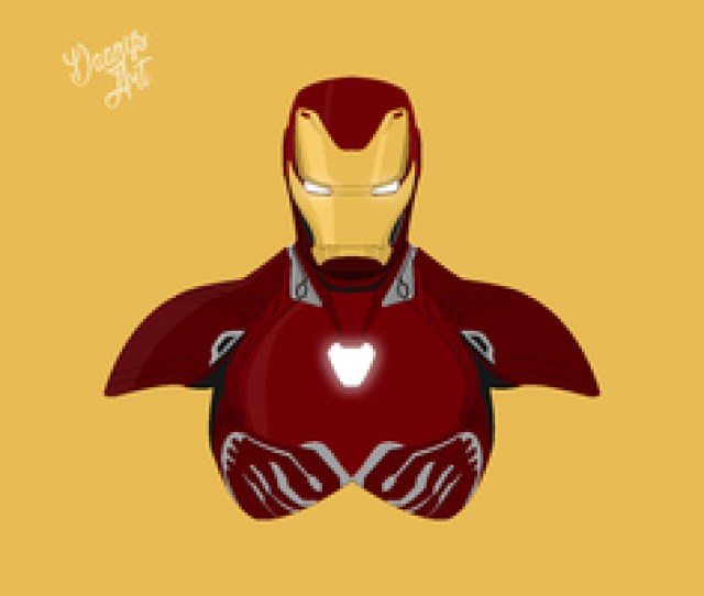 Iron Man Avengers Infinity War K