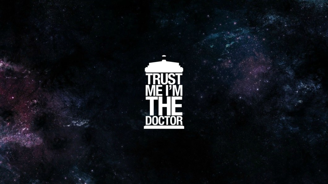 Trust Me I Am Doctor Hd Typography K Wallpapers Images