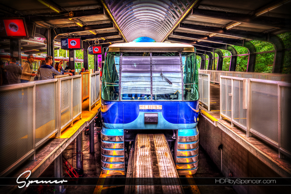 Ride the Seattle Monorail