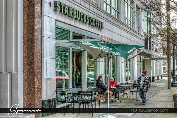 5 things to do at your local Starbucks in the City
