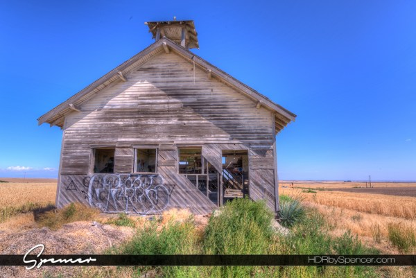 landscape, landscape photography, fine art photography, pacific northwest photography, abandoned, eastern washington