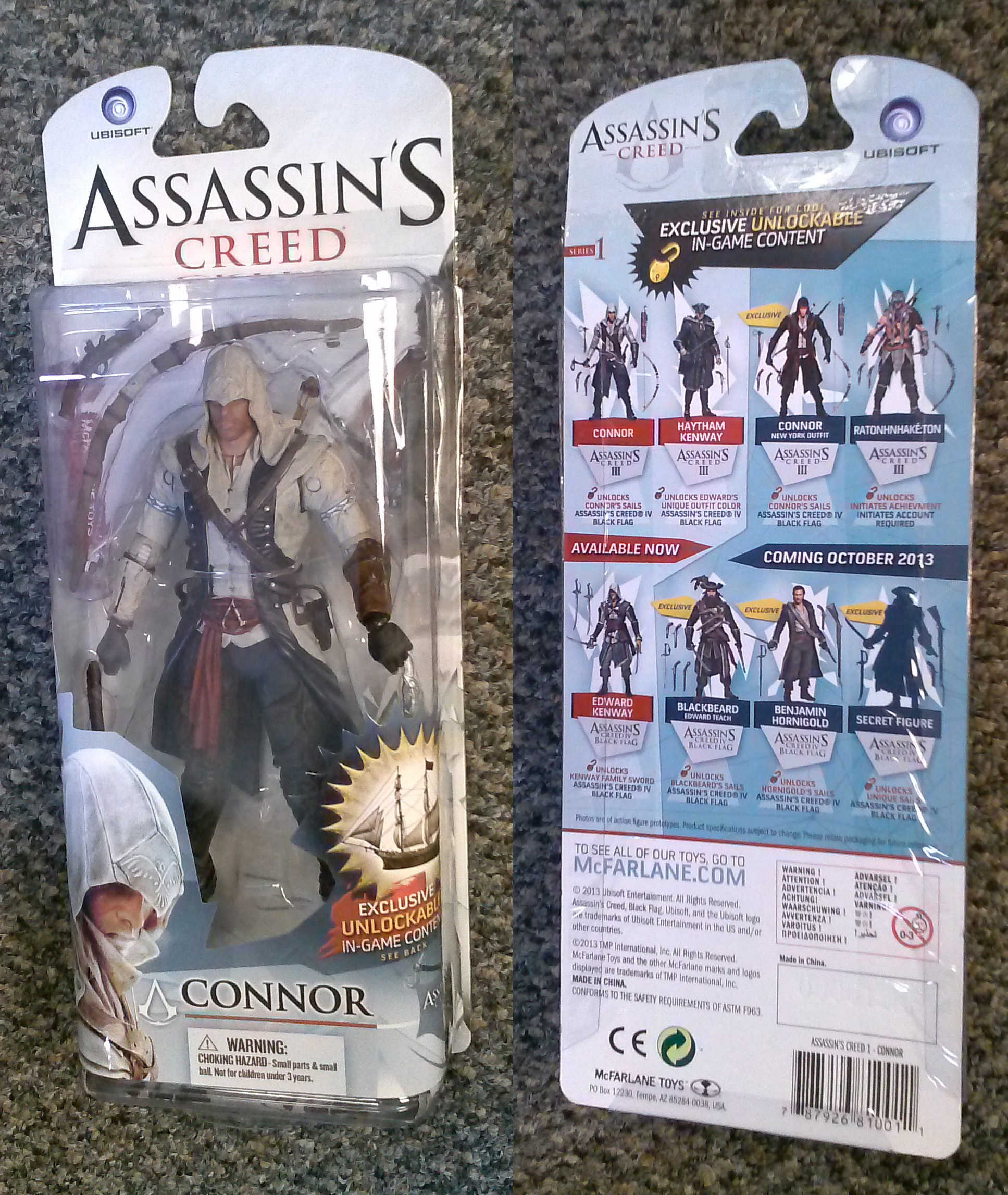 Assassins Creed Welcome To HDToyTheater