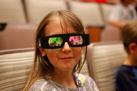 Paige in 3D