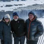 Robin, Phil & Uncle Steve