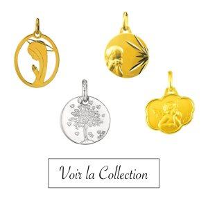 Médailles, Croix et Colliers