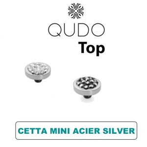 top qudo cetta mini silver