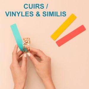 Cuirs, Vinyles & Similis